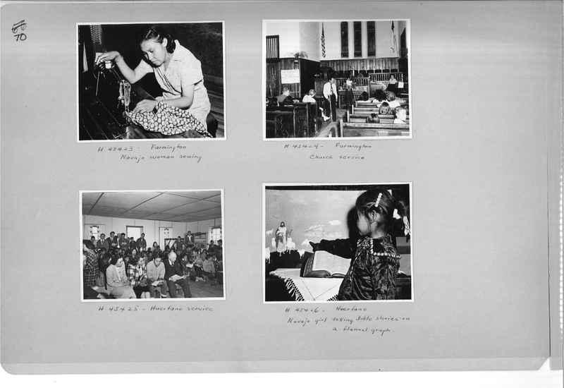 Mission Photograph Albums - Indians #3 Page_0070