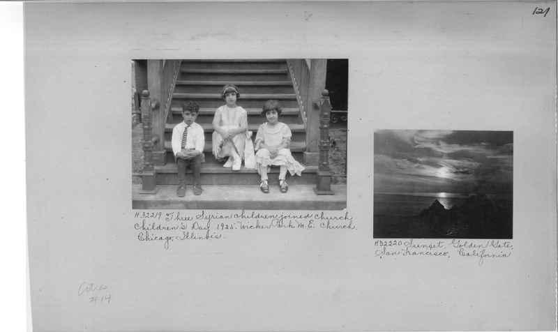 Mission Photograph Album - Cities #14 page 0121
