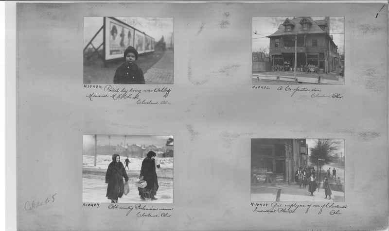 Mission Photograph Album - Cities #5 page 0001