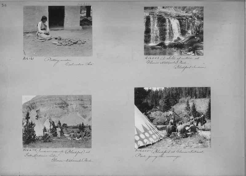 Mission Photograph Album - Indians #2 page_0036