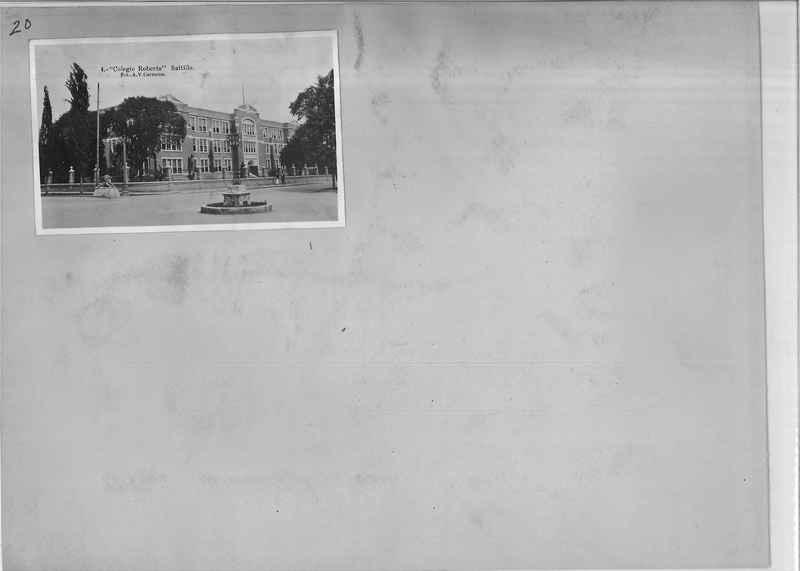 Mission Photograph Album - Mexico - O.P. #01 Page 0020