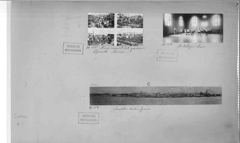 Mission Photograph Album - Cities #1 page 0009