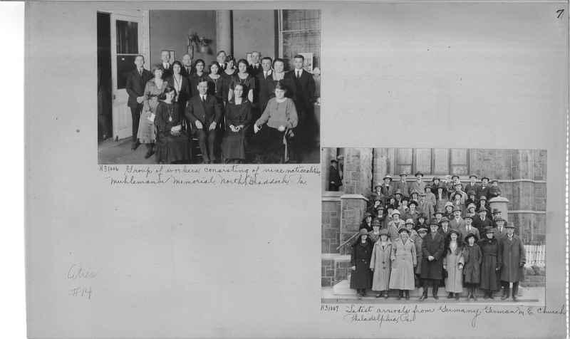 Mission Photograph Album - Cities #14 page 0007