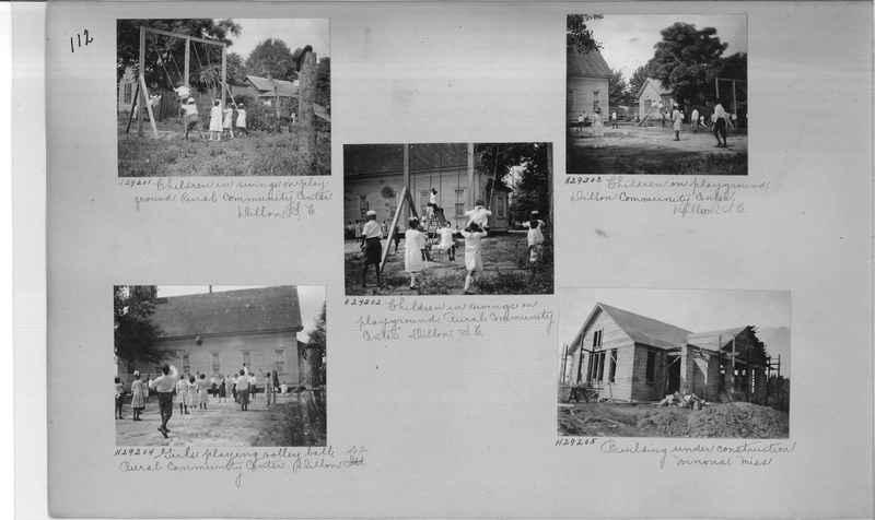 Mission Photograph Album - Negro #4 page 0112