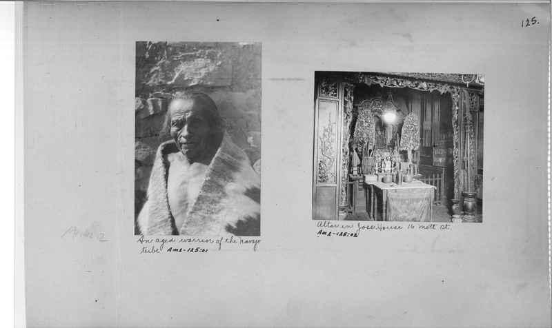 Mission Photograph Album - America #2 page 0125