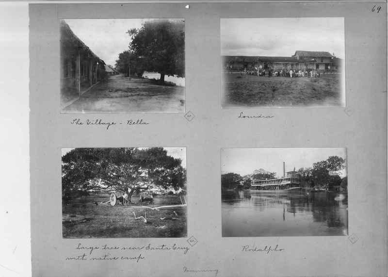 Mission Photograph Album - South America O.P. #1 page 0069