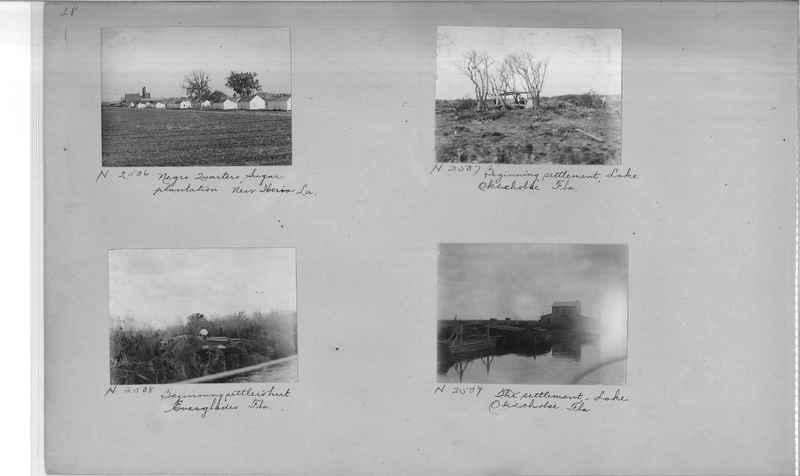 Mission Photograph Album - Negro #1 page 0028
