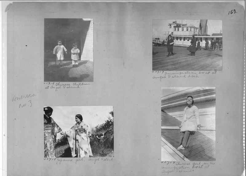 Mission Photograph Album - America #3 page 0153