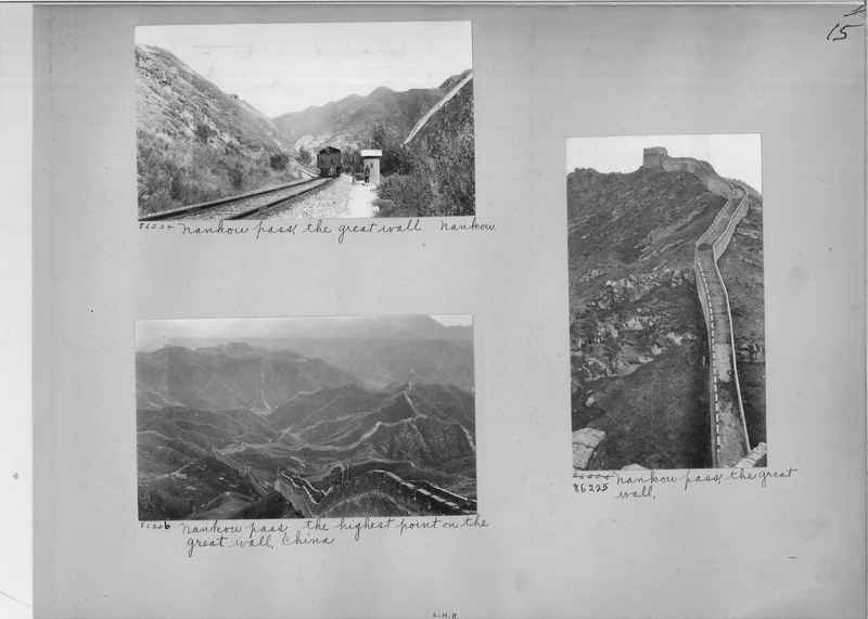 Mission Photograph Album - China #13 page 0015