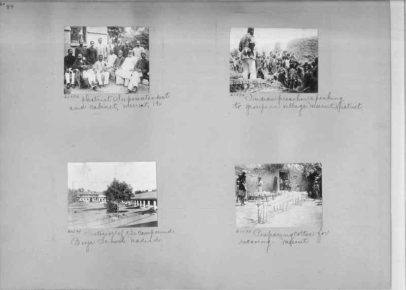 Mission Photograph Album - India #03 page_0084