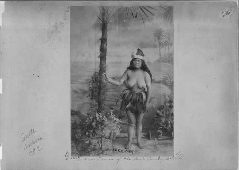Mission Photograph Album - South America O.P. #2 page 0276