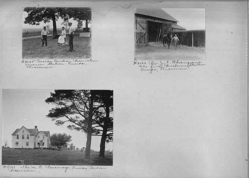 Mission Photograph Albums - Indians #1 page 0088