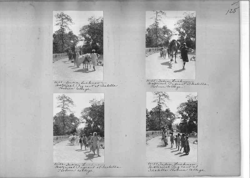 Mission Photograph Album - India #09 Page 0125