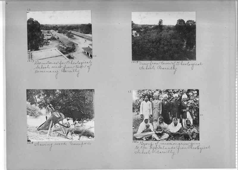 Mission Photograph Album - India #01 page 0006