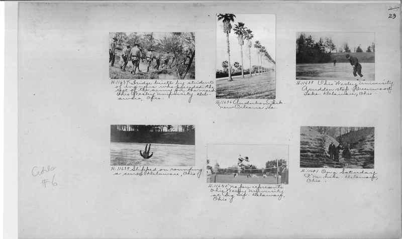 Mission Photograph Album - Cities #6 page 0023