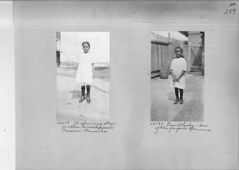 Mission Photograph Album - Panama #02 page 0259
