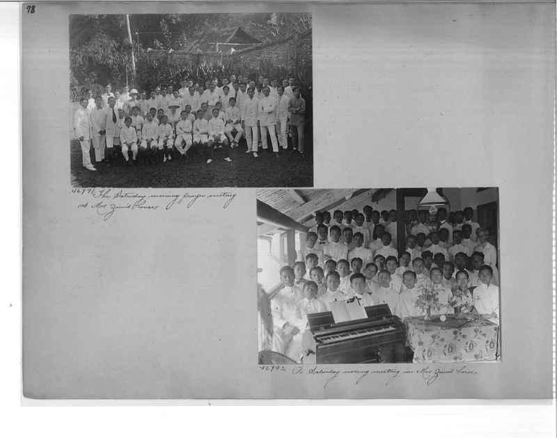 Mission Photograph Album - Malaysia #4 page 0078