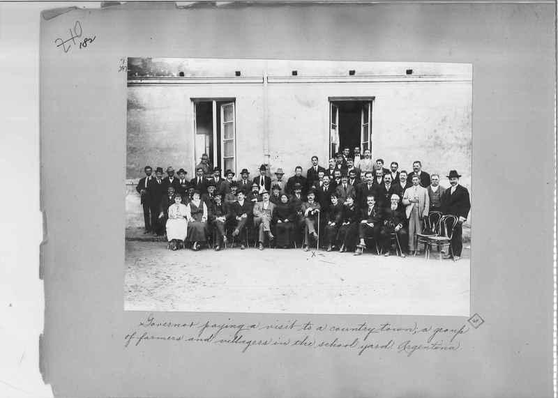 Mission Photograph Album - South America O.P. #2 page 0182