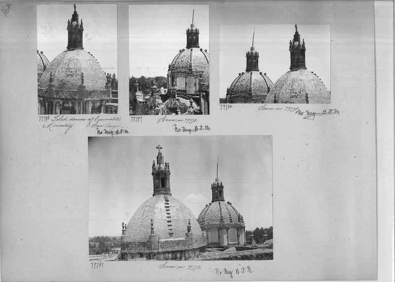 Mission Photograph Album - Mexico #06 page 0162