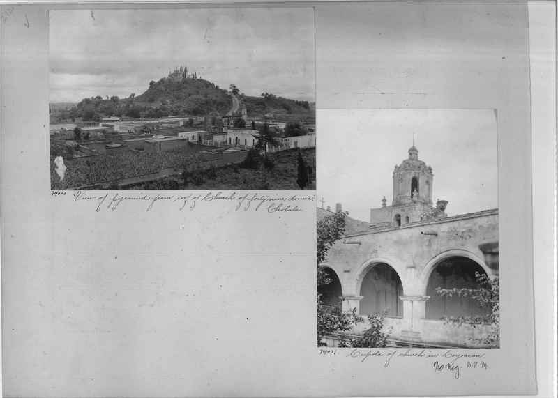 Mission Photograph Album - Mexico #04 page 0212