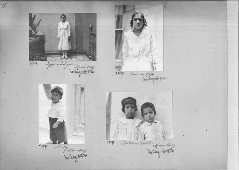 Mission Photograph Album - Mexico #06 page 0112