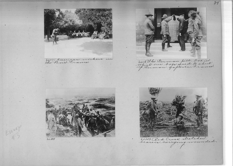 Mission Photograph Album - Europe #03 Page 0039