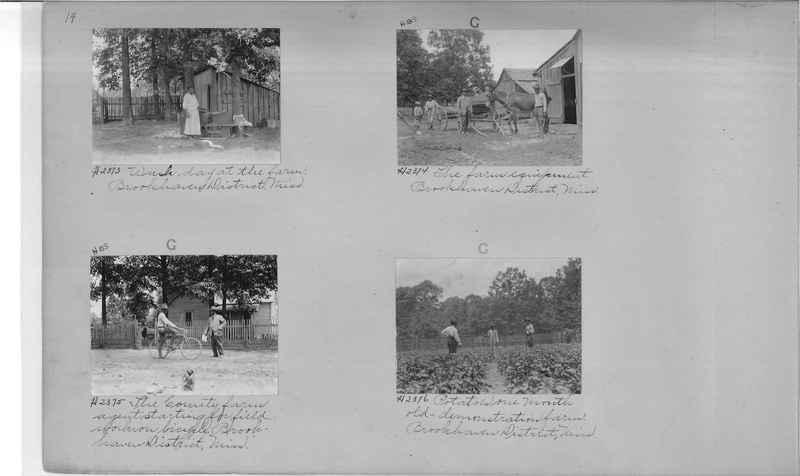 Mission Photograph Album - Negro #1 page 0014