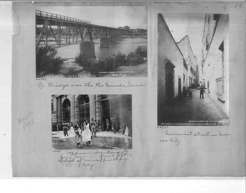 Mission Photograph Album - Mexico #01 Page_0013