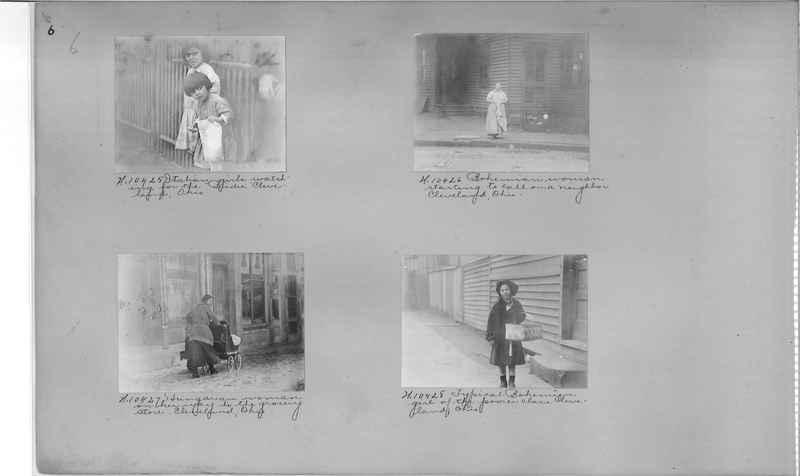 Mission Photograph Album - Cities #5 page 0006