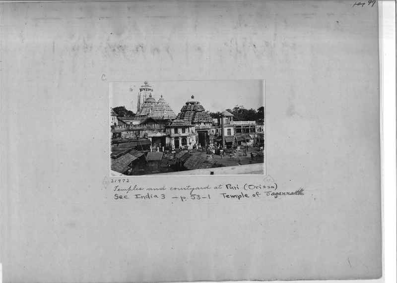 Mission Photograph Album - India - O.P. #01 Page 0097