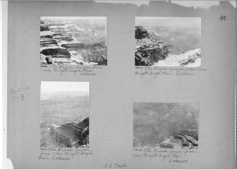 Mission Photograph Album - America #3 page 0099