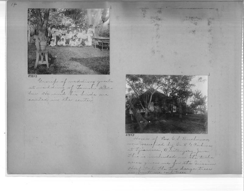 Mission Photograph Album - Malaysia #2 page 0014