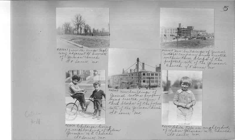 Mission Photograph Album - Cities #11 page 0005