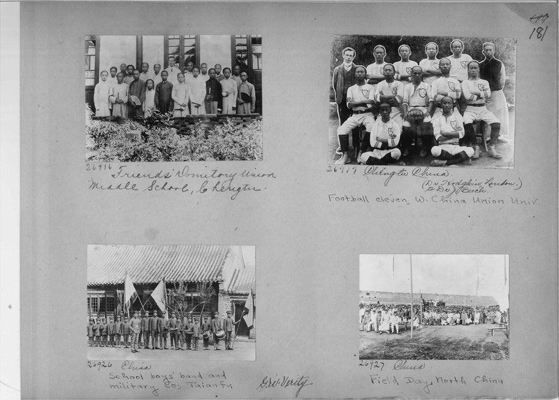 Mission Photograph Album - China #7 page 0181