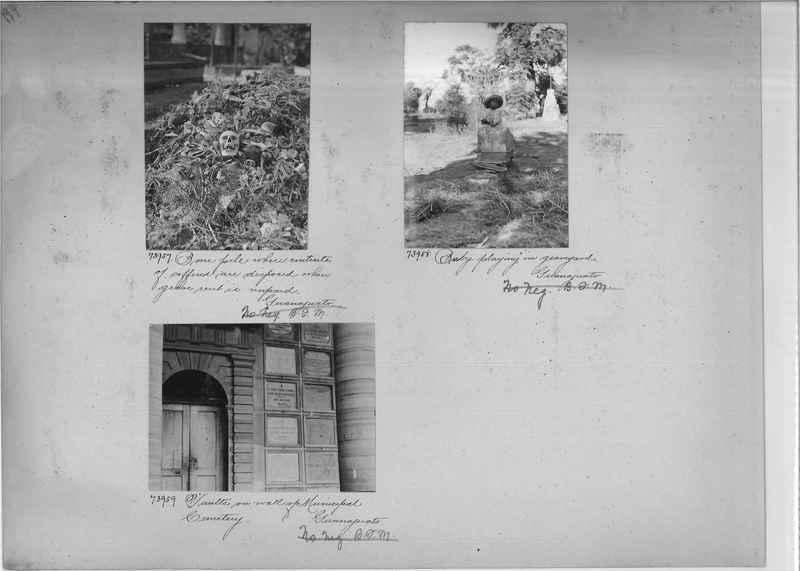 Mission Photograph Album - Mexico #04 page 0194