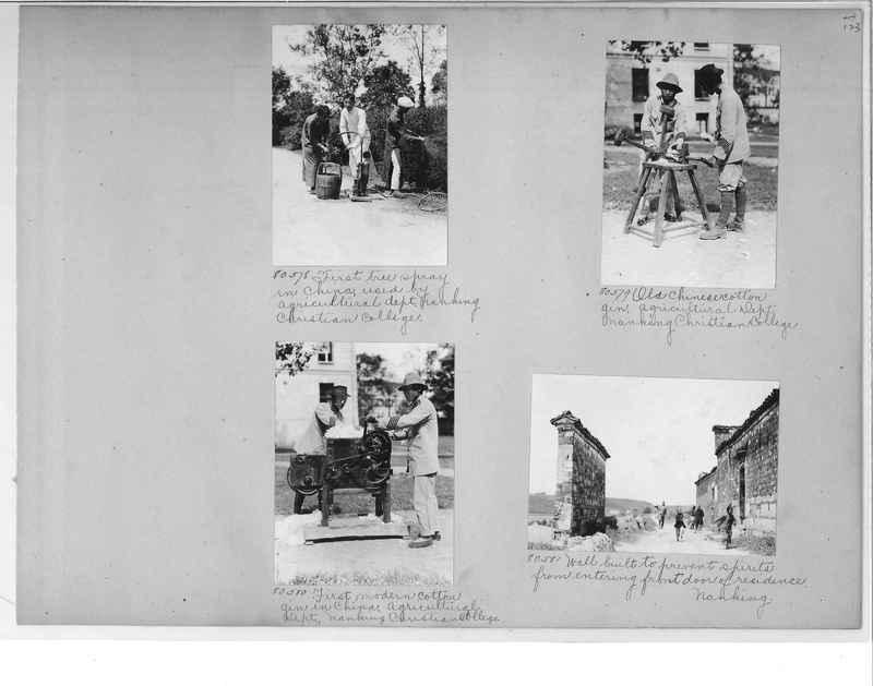 Mission Photograph Album - China #10 pg. 0123