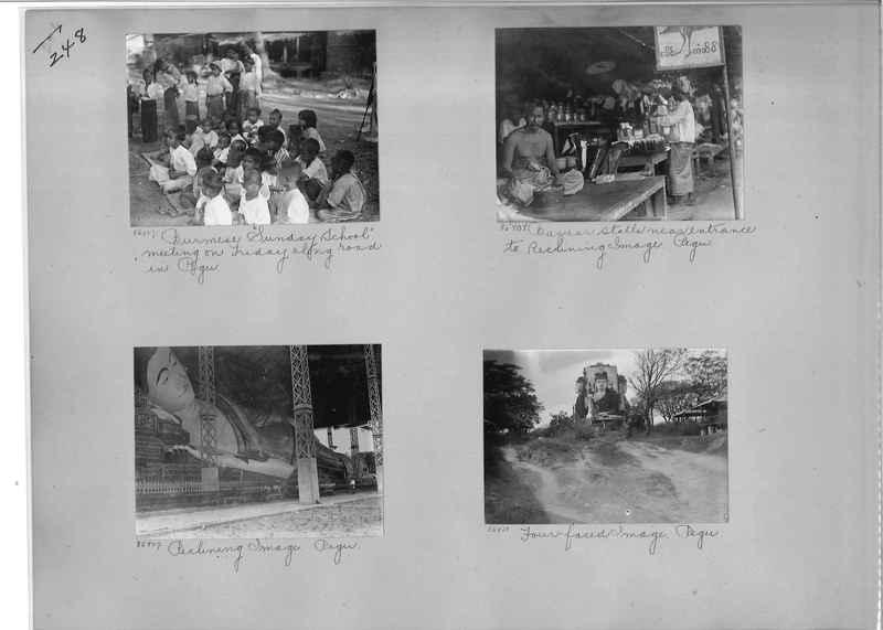 Mission Photograph Album - Burma #1 page 0248