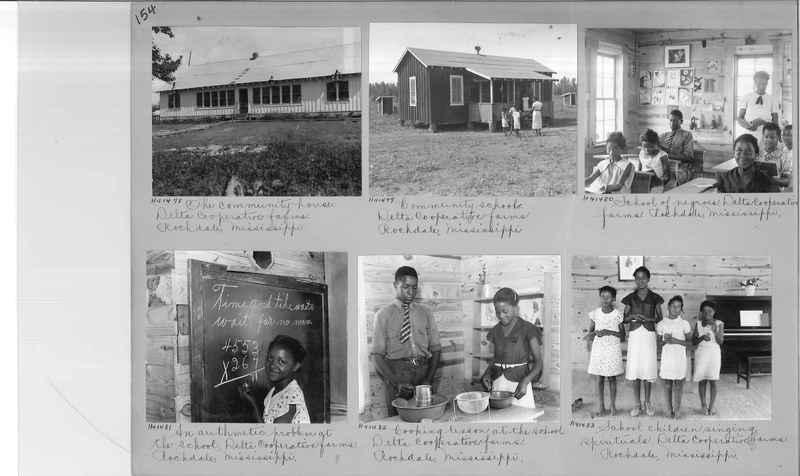 Mission Photograph Album - Negro #6 page 0154