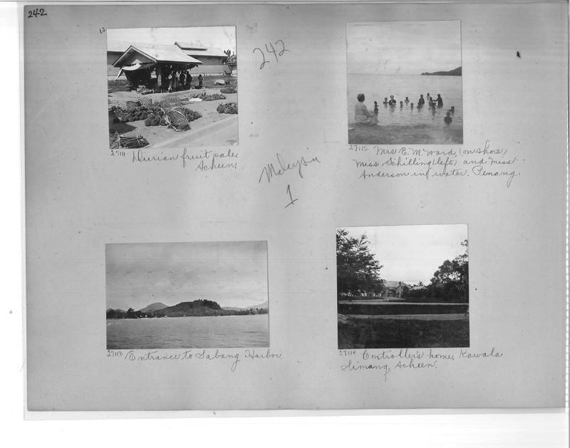 Mission Photograph Album - Malaysia #1 page 0242