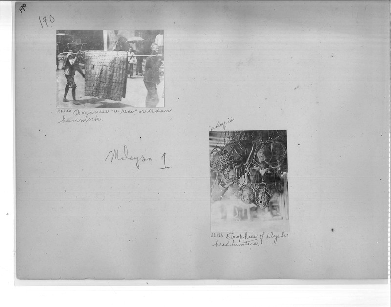 Mission Photograph Album - Malaysia #1 page 0190