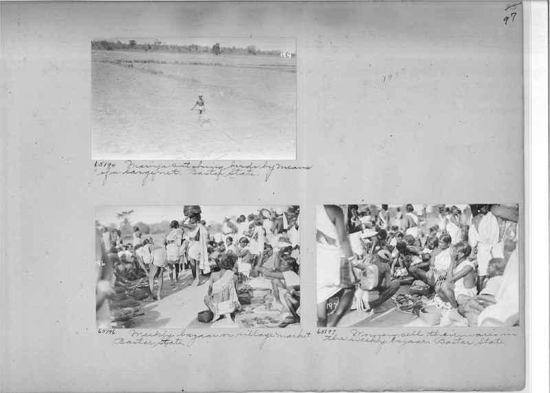 Mission Photograph Album - India #08 Page 0097
