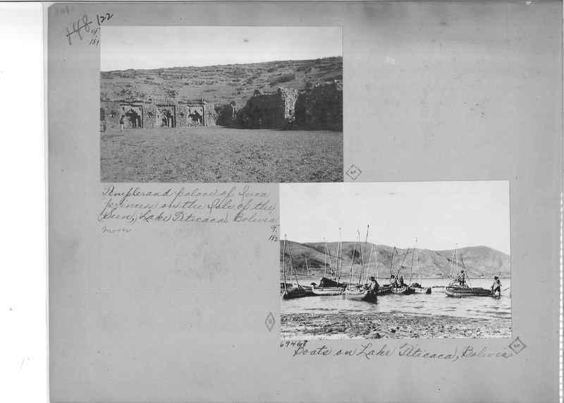 Mission Photograph Album - South America O.P. #2 page 0122