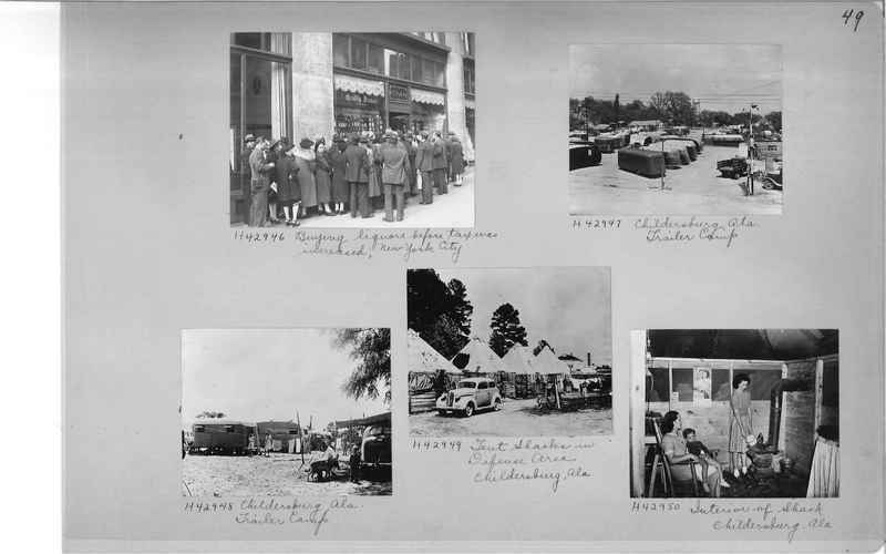 Mission Photograph Album - Cities #18 page 0049