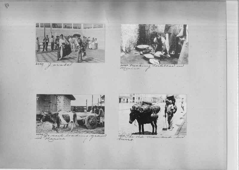 Mission Photograph Album - Mexico #04 page 0080