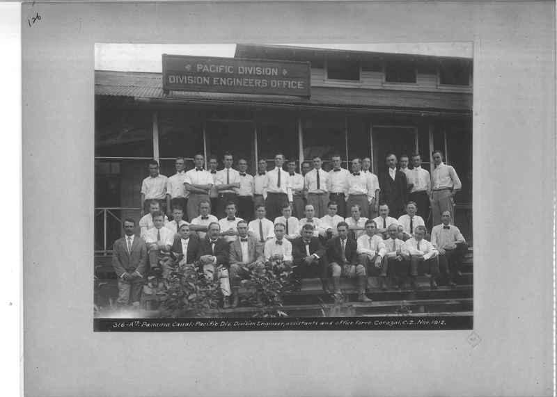 Mission Photograph Album - Panama OP #01 0126