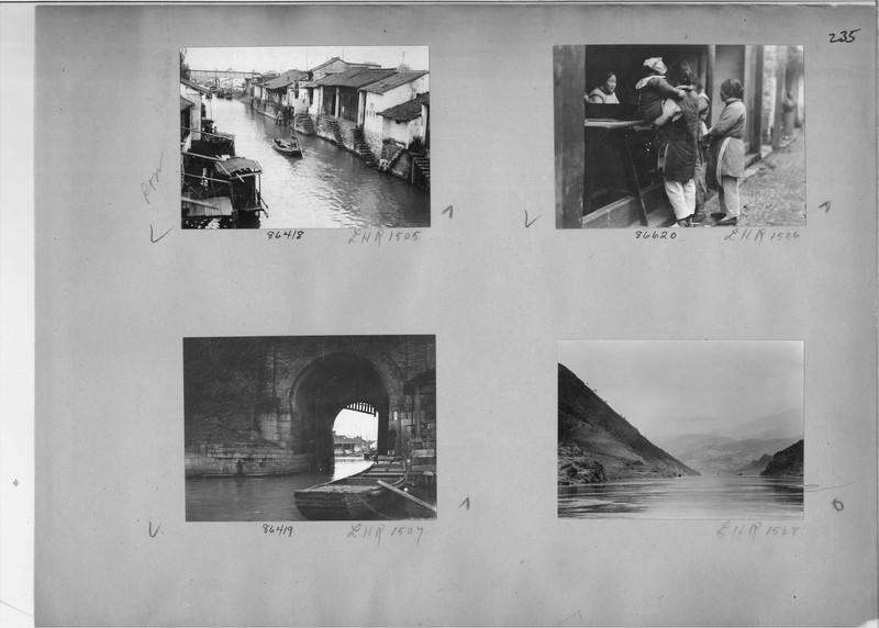 Mission Photograph Album - China #19 page 0235