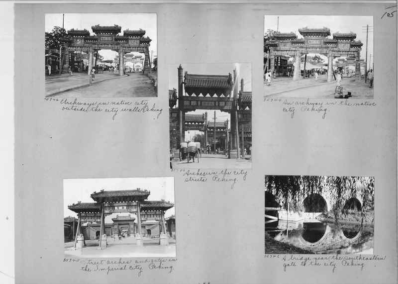 Mission Photograph Album - China #12 page 0105