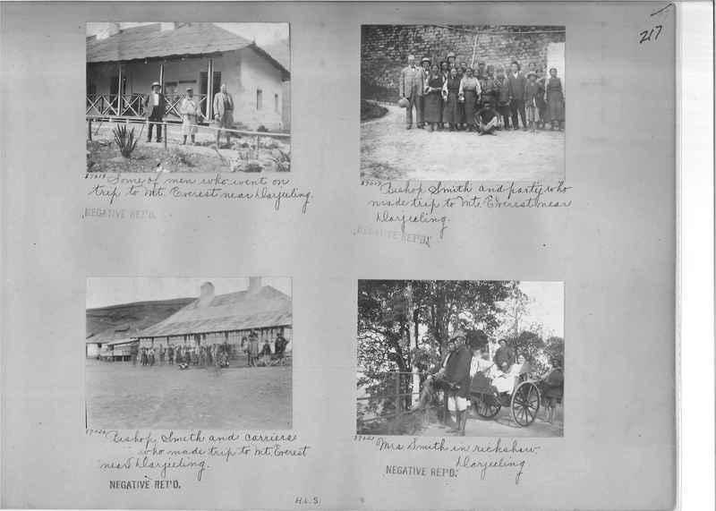 Mission Photograph Album - India #09 Page 0217