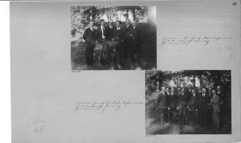 Mission Photograph Album - Cities #8 page 0035