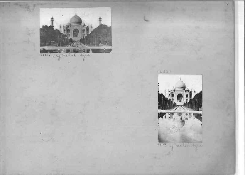 Mission Photograph Album - India #05_0001